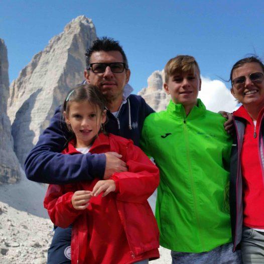 un viaggio inaspettato sacra famiglia maestra