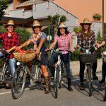 le maestre in bici