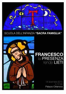 Sacra festa Natale Pippi San Francesco
